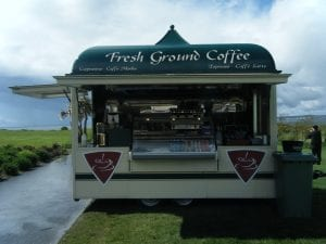 large coffee golf club