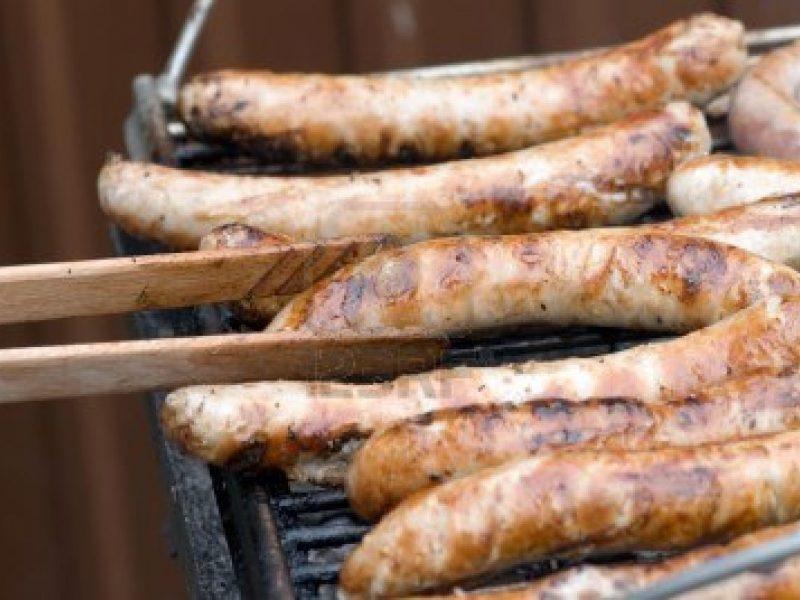 bratwurst-sausages